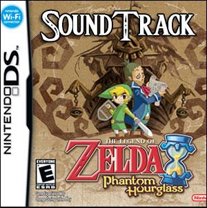 Phantom Hourglass Soundtrack