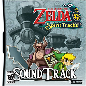 Spirit Tracks Soundtrack