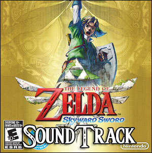 Skyward Sword Soundtrack