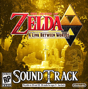 A Link Between Worlds Soundtrack