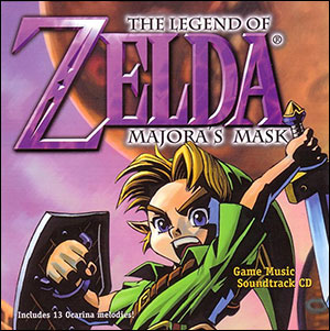 Majora's Mask Soundtrack