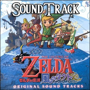 The Wind Waker Soundtrack
