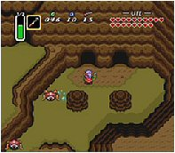 Link to the Past Fairy Fountains - Zelda Xtreme