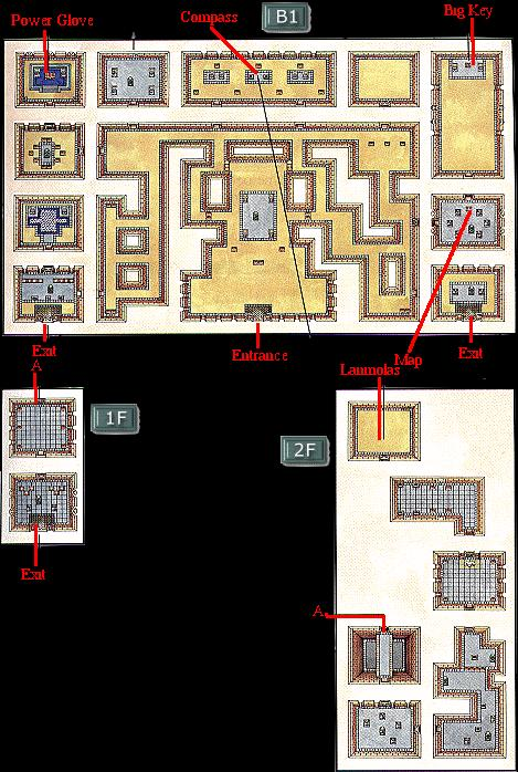 link to the past maps zelda xtreme