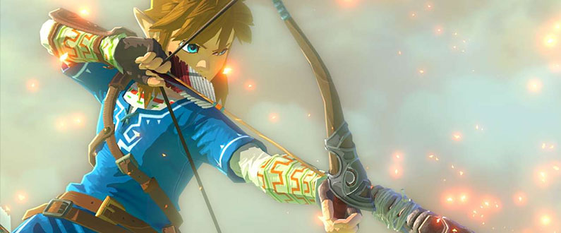 Zelda Wii U Delayed to 2017, Releasing on Both Wii U and NX